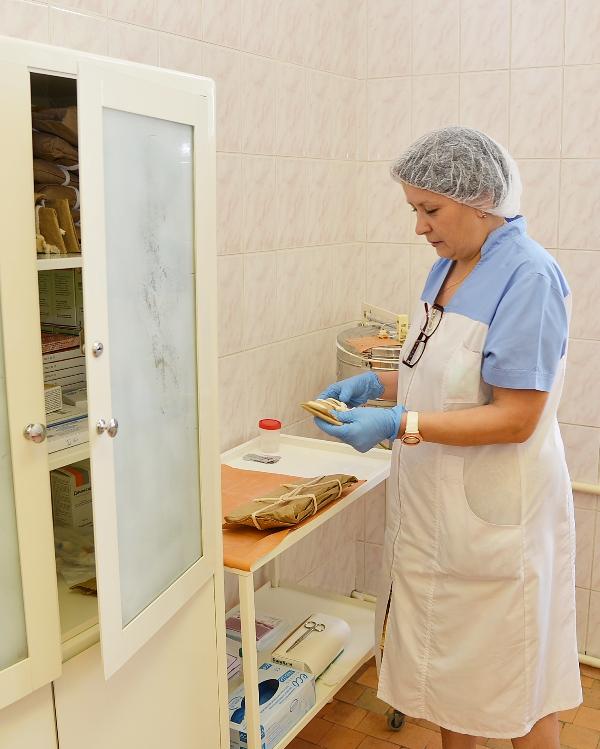 Урологическое отделение клинической больницы 122